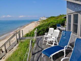 BEACHFRONT BUNGALOW COTTAGE COMPOUND - VH GKIS-593 - Vineyard Haven vacation rentals