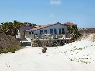 Beautiful 2 bedroom 2 bath home directly on the beach! - Texas Gulf Coast Region vacation rentals