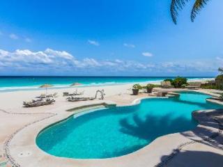 Villa La Gran Tortuga - Secluded beachfront with pool & magnificent sea views - Riviera Maya vacation rentals