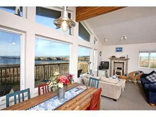 Ocean View Home at Todd's Point, Fort Bragg, CA - Image 1 - Fort Bragg - rentals