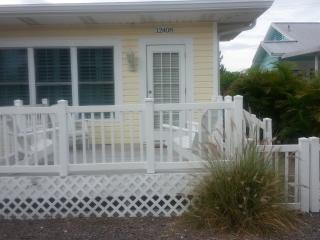 3 bedroom, 2 bath home, just steps to the beach - Treasure Island vacation rentals
