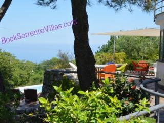 VILLA TIZI - SORRENTO PENINSULA - Sant'Agata Sui Due Golfi - Sant'Agata sui Due Golfi vacation rentals