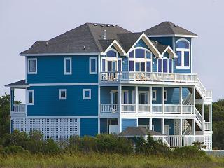 Kick'n Back - Salvo vacation rentals