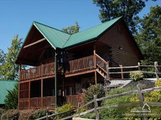 Fireside View   King Suites Hot Tub Pool Access 4 Fireplaces Mtn Views - Gatlinburg vacation rentals