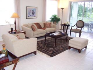 Living Room - Lancaster in Kensington - Naples - rentals