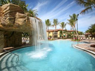 Resort Pool - Cottage Naples Bay Resort A107 - Naples - rentals