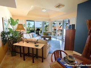 Beautiful 1 Bedroom & 2 Bathroom Condo in Waikoloa (Waikoloa 1 BR/2 BA Condo (W2-V C305)) - Waikoloa vacation rentals