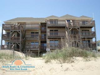 Ocean Thirteen - Scrimshaw II 16N - Kill Devil Hills vacation rentals