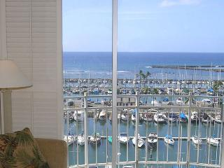 Ilikai Marina, Condo 1188 - Honolulu vacation rentals