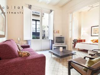 Banys apartment, for 6 people next to the Ramblas - Barcelona vacation rentals