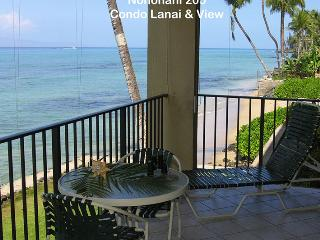 Nohonani Condos and Resort, Condo 205 - Maui vacation rentals