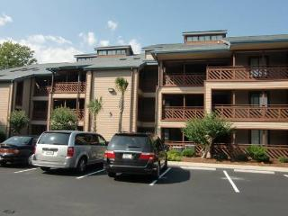 Great and Inexpensive 2 Bedroom Apartment by the Ocean, Heron Pointe D-05 - Myrtle Beach vacation rentals