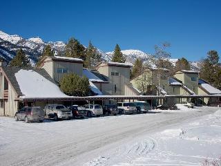 Gorgeous Condo in Wilson (1bd/1ba Ponderosa 0413) - Teton Village vacation rentals