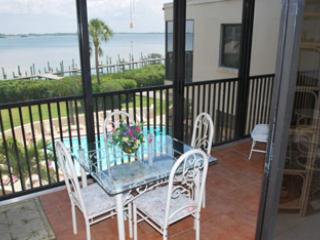 porch - Coquina Moorings - Bradenton Beach - rentals