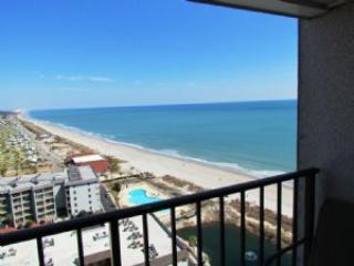 Afforable Studio by the Ocean, with a Pool, Myrtle Beach - Image 1 - Myrtle Beach - rentals