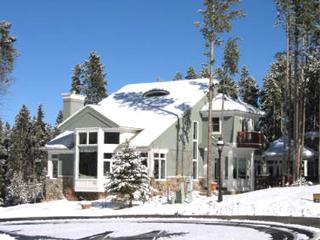Located in Town - Ski-In/ Walk Out Home  (4298) - Leadville vacation rentals