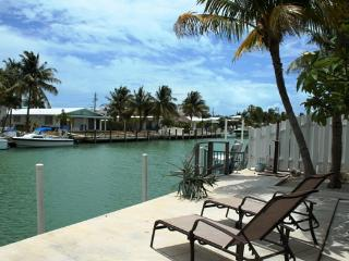 Tropical Tranquility, island living!  # 1A - Key Colony Beach vacation rentals
