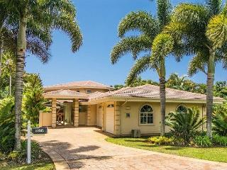 10% off  May!! Hale Liho Liho ... Beautiful Home with Dipping Pool - Princeville vacation rentals