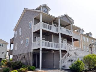 Hampton Colony 408 Oceanfront-B Lot! | Community Pool, Hot Tub, Internet, Game Equipment - Topsail Island vacation rentals