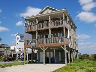 Island Drive 3739 Oceanview! | Private Pool, Hot Tub, Internet, Game Equipment, Pet Friendly - Topsail Island vacation rentals