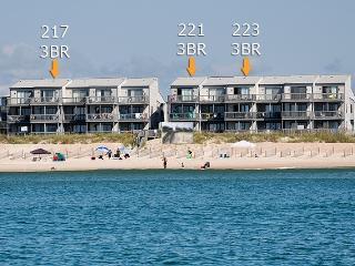 Shipwatch II 223 Oceanfront! | Community Pool, Internet - North Carolina Coast vacation rentals