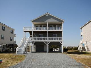New River Inlet Rd 1259 Oceanview! | Private Pool, Hot Tub, Pet Friendly, Internet - Topsail Island vacation rentals