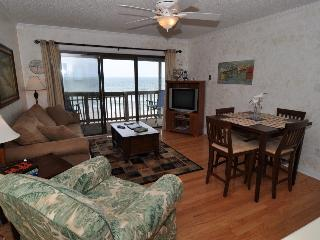 Topsail Dunes 1312 Oceanfront! | Community Pool, Tennis Courts, Grill Area - Topsail Island vacation rentals