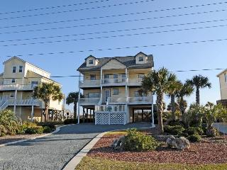 Island Drive 3686 Oceanfront! | Private Heated Pool, Hot Tub, Jacuzzi, Internet, Linens Provided - North Carolina Coast vacation rentals