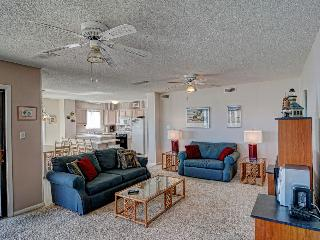 Topsail Dunes 1214 Oceanfront! | Community Pool, Tennis Courts, Grill Area - North Topsail Beach vacation rentals