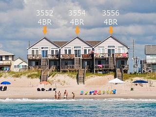 Island Drive 3556 Oceanfront! | Internet - North Topsail Beach vacation rentals