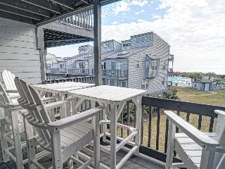 Shipwatch II 203 Oceanview! | Community Pool, Internet - Topsail Island vacation rentals