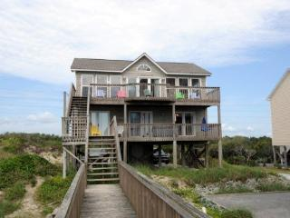 Island Drive 4472 Oceanfront-B Lot! | Internet, Hot Tub, Pet Friendly - North Topsail Beach vacation rentals