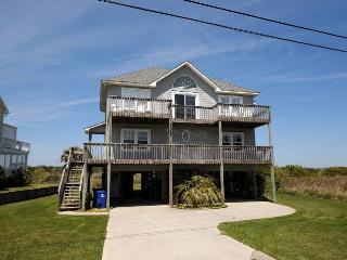 New River Inlet Rd 1069 Oceanview! | Private Heated Pool, Hot Tub, Jacuzzi, Fireplace, Internet - North Topsail Beach vacation rentals