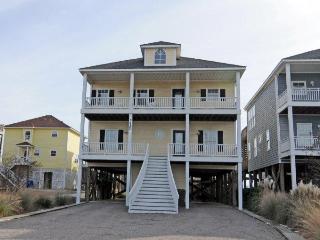 Island Drive 4420 Oceanfront-B Lot! | Hot Tub, Elevator, Jacuzzi, Internet, Wedding Friendly - North Carolina Coast vacation rentals