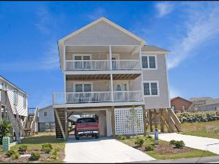 N. New River Drive 1312 Oceanview! | Jacuzzi - North Carolina Coast vacation rentals