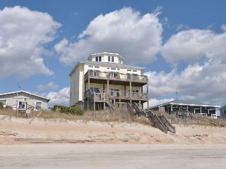 S. Shore Drive 2322 Oceanfront! | Hot Tub, Elevator, Jacuzzi, Internet, Wedding and Pet Friendly - Surf City vacation rentals