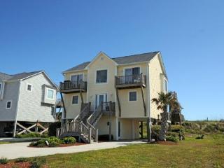 Sunrise Court 726 Oceanfront!   Pet Friendly, Internet, Jacuzzi, Wedding Friendly - Surf City vacation rentals