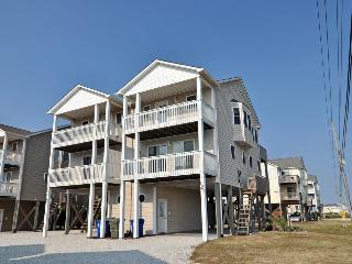 Volusia Drive 121 Oceanview! | Jacuzzi, Internet - North Topsail Beach vacation rentals