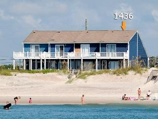 New River Inlet Rd 1436 Oceanfront! |  Jacuzzi - North Topsail Beach vacation rentals