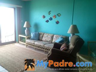 CONTINENTAL #203: 2 BED 1 BATH - South Padre Island vacation rentals