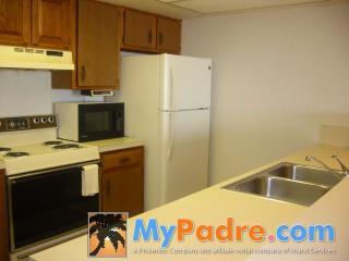 CONTINENTAL #205: 2 BED 1 BATH - Texas Gulf Coast Region vacation rentals