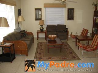 GULLS WAY #118 E. VENUS: 2 BED 2 BATH - Texas Gulf Coast Region vacation rentals