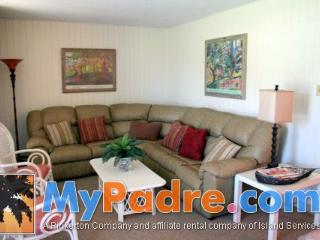 ISLA DEL SOL #2104: 2 BED 2 BATH MONTHLY UNIT - South Padre Island vacation rentals