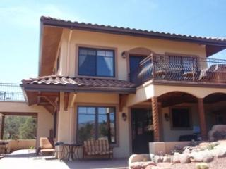 2 Bedroom, 2 Bathroom House in SEDONA - Northern Arizona and Canyon Country vacation rentals