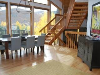 Contemporary Deer Valley Luxury Townhome - Park City vacation rentals