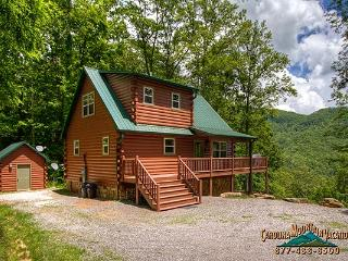 Baines Mountain Hideaway - Bryson City vacation rentals