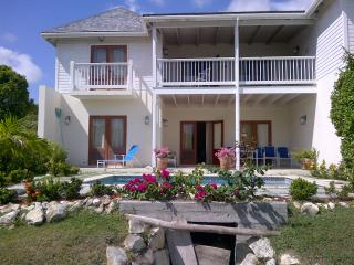 Coconut House, Villa with private pool - Nonsuch Bay vacation rentals