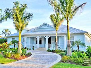 Beach and pool await you at this brand new Olde Naples home - Naples vacation rentals