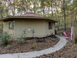 Rowe`s Round House~4 bed~2 Bath~Sleeps 8~Pet Friendly~Paved Access~Firepit~Electric Fireplace~Gas Grill~Only $99/night!! - Cherry Log vacation rentals