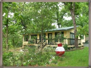 Beaver Lake Cabin Rental Rogers AR Lg Covered Deck - Arkansas vacation rentals